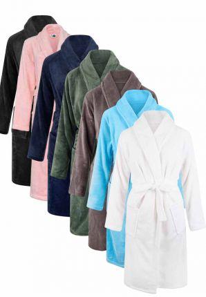 Relax Company unisex badjas met borduring