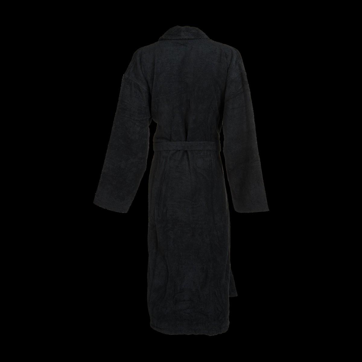 zwarte-grote-maten-badjas