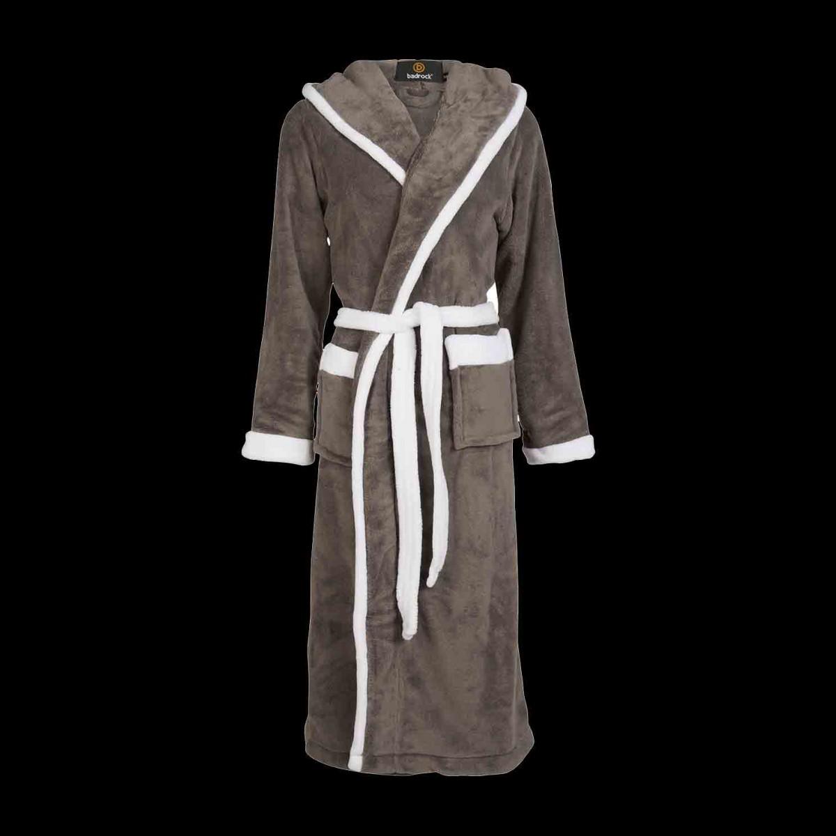 fleece-badjas