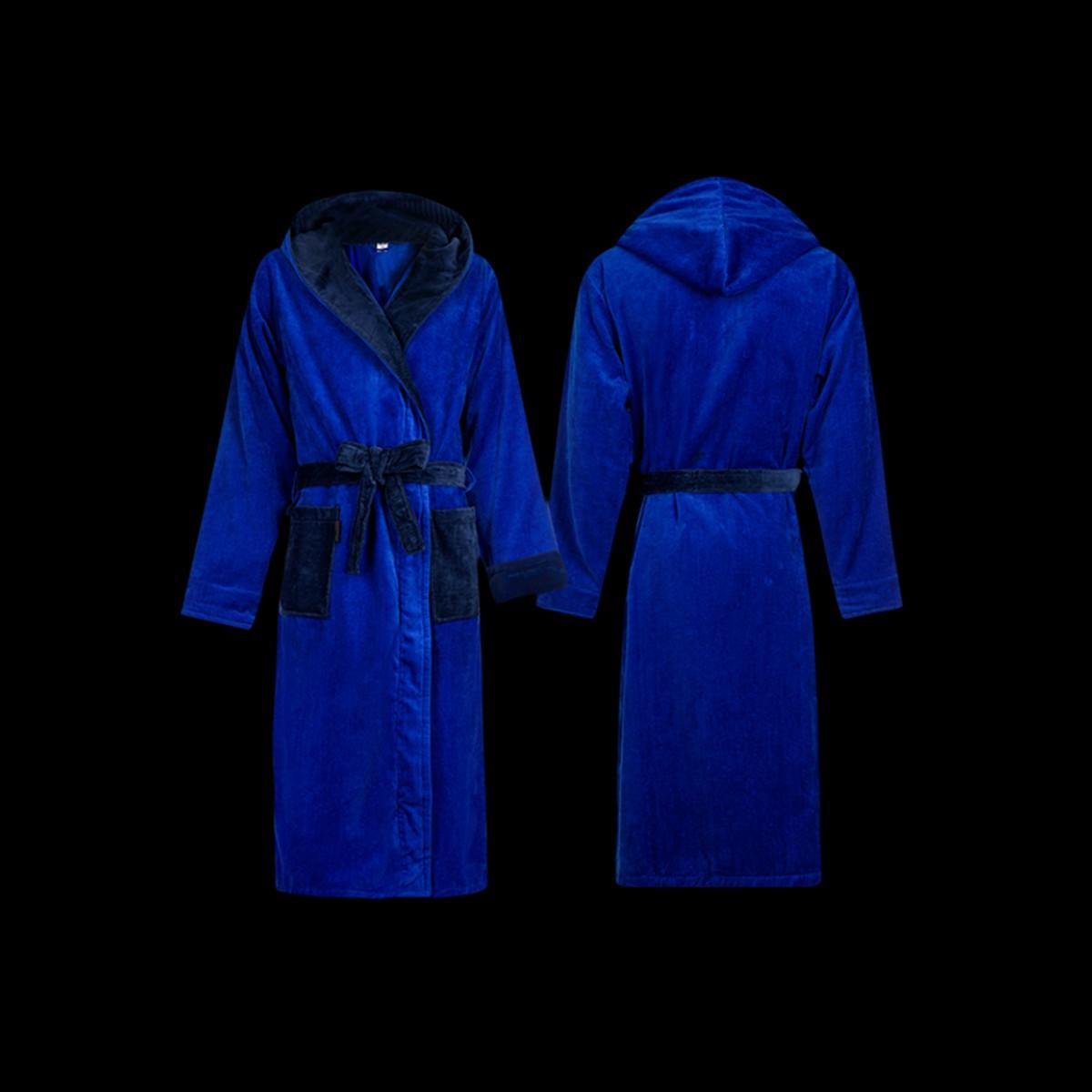 Ochtendjas kobaltblauw